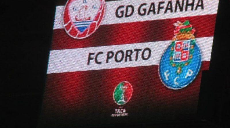 Dragões derrotam Gafanha e seguem em frente na Taça de Portugal ... 4c18cfabeb3af
