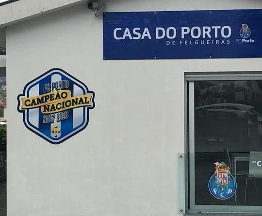 Casa do Fc Porto de Felgueiras celebra o 1.º aniversário faaf455b9eed5