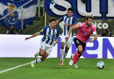 C.D. Tondela volta a tropeçar em casa frente ao Futebol Clube do Porto